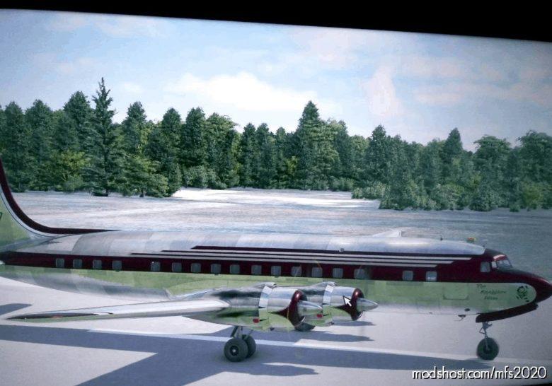 Pmdg Dc-6B_Smugglers Blues for Microsoft Flight Simulator 2020