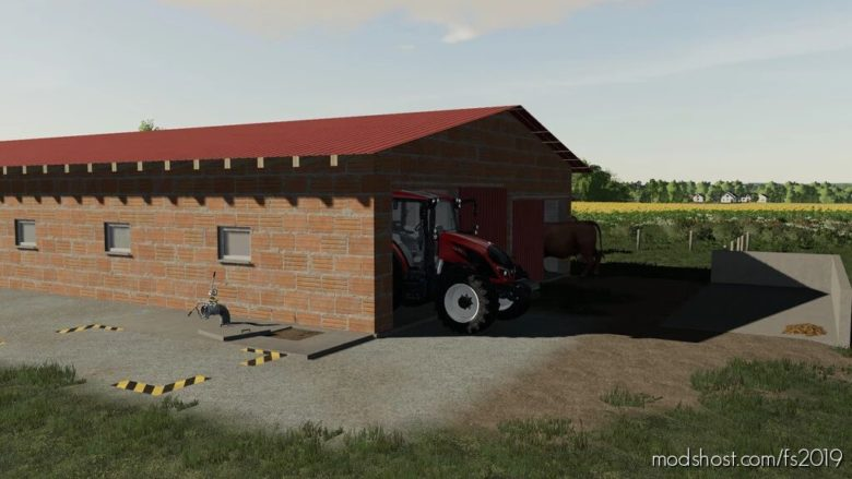 Cowbarn for Farming Simulator 19