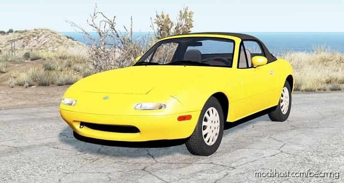 Mazda MX-5 (NA) 1993 V2.0 for BeamNG.drive