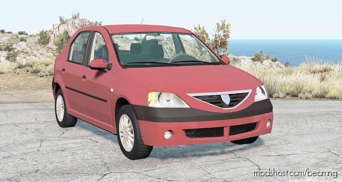 Dacia Logan Laureate 2004 for BeamNG.drive