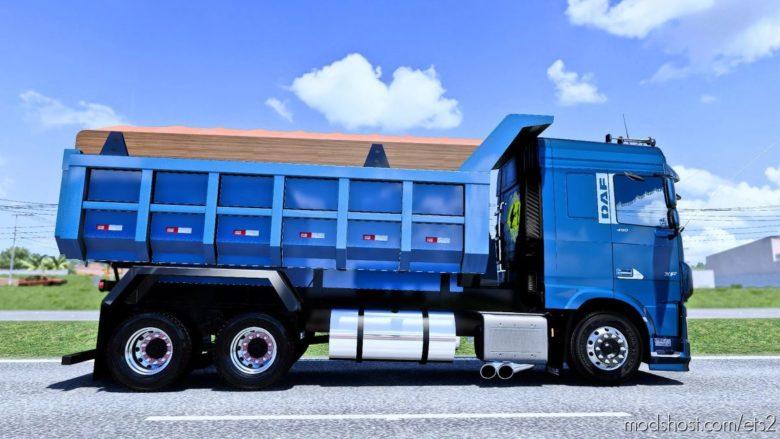 DAF XF Euro6 Truck Dumper [1.40.X] for Euro Truck Simulator 2