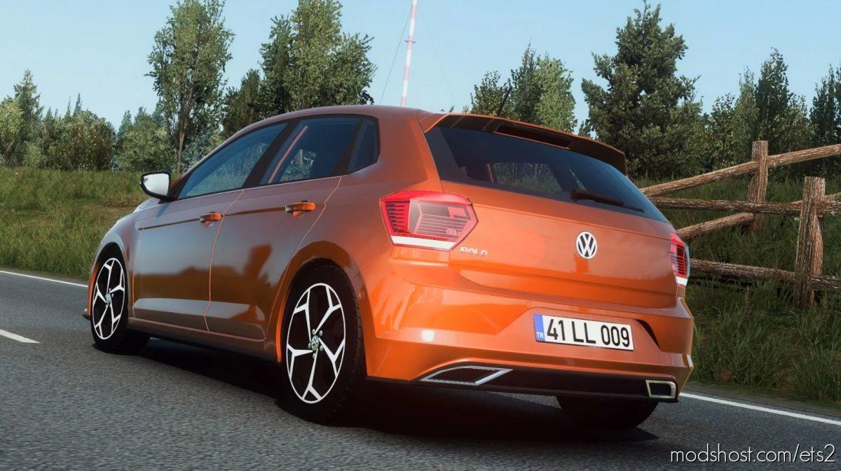 Volkswagen Polo 2020 V1R70 [1.40 – 1.41] for Euro Truck Simulator 2