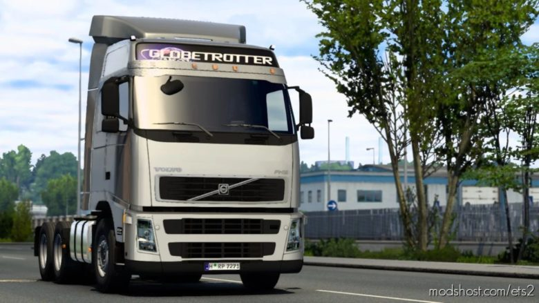 RSG Volvo FH12 V2.0 for Euro Truck Simulator 2