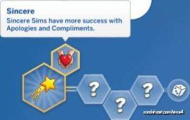 Living Life Aspiration (Custom Aspiration) for The Sims 4