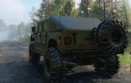 Hummer H1 for SnowRunner