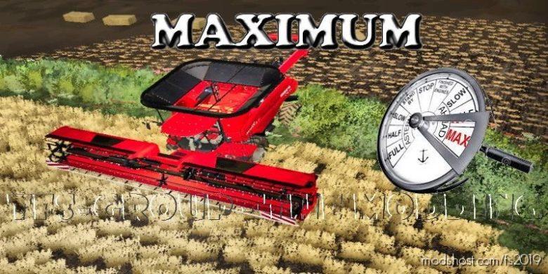 Case IH Maximun V2.0.0.2 for Farming Simulator 19