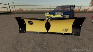 Fisher V Plow for Farming Simulator 19