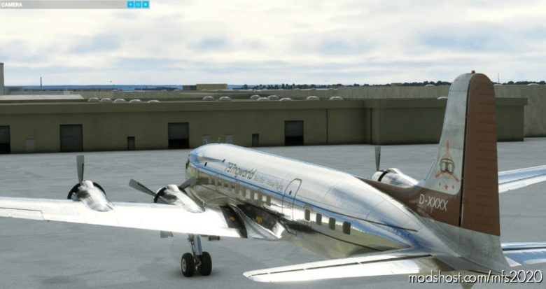 Pmdg DC6-B 737Ngworld V0.9.1 for Microsoft Flight Simulator 2020