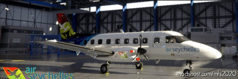 Nextgen Simulations Emb-110P1 AIR Seychelles for Microsoft Flight Simulator 2020