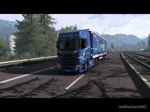 Scania Next Generation V8 Stock Sound V1.6 [1.41.X] for Euro Truck Simulator 2