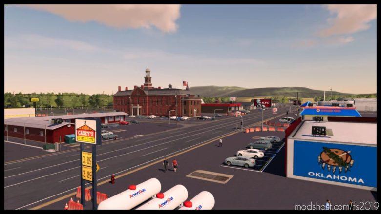 Oklahoma 4X for Farming Simulator 19