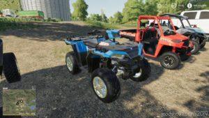 2019 Polaris Scrambler for Farming Simulator 19
