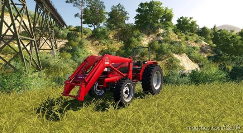 Case 4320 for Farming Simulator 19