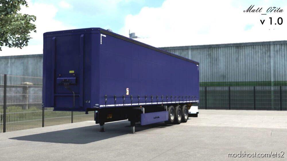 Lecitrailer Ownable for Euro Truck Simulator 2
