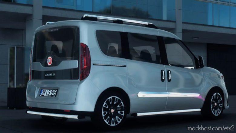 Fiat Doblo D4 [1.40 – 1.41] for Euro Truck Simulator 2