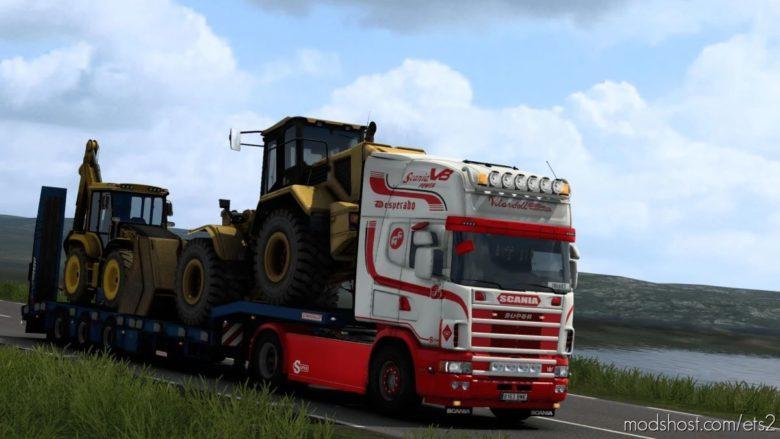 Vilardell Transport Desperado Skin for Euro Truck Simulator 2
