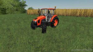 Kubota M5111 Edit for Farming Simulator 19