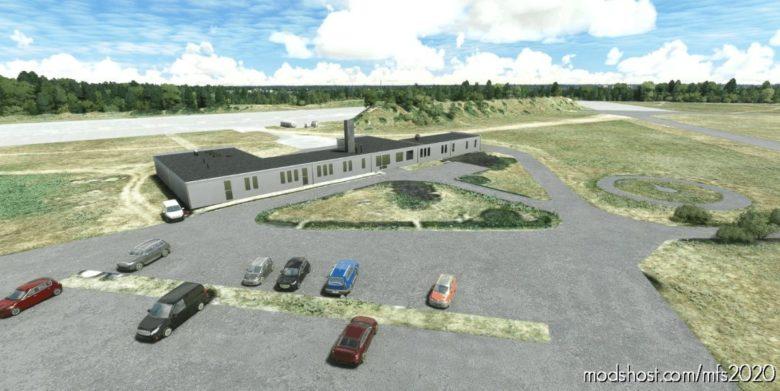 Poland Eppi Pila Airport for Microsoft Flight Simulator 2020