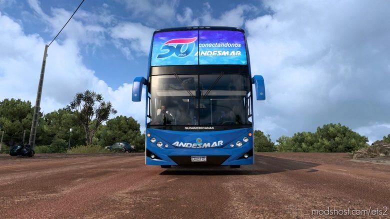 Sudamericanas F50 IV – [1.40] for Euro Truck Simulator 2