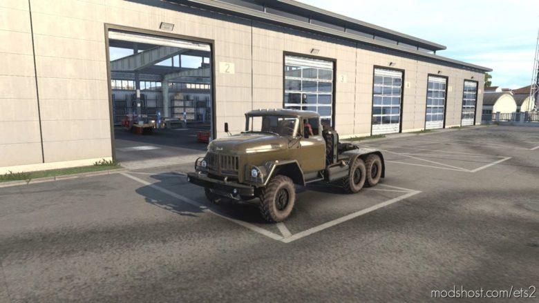 ZIL 130-131-133 [1.40] for Euro Truck Simulator 2
