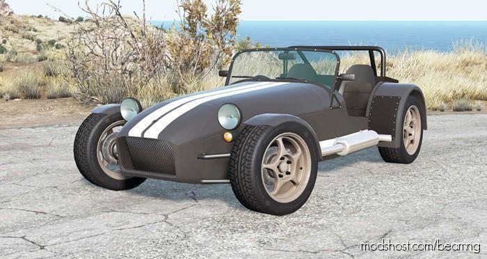 Caterham Seven V2.41 for BeamNG.drive