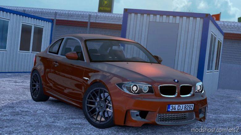 BMW 1M E82 V1R70 [1.41.X] for Euro Truck Simulator 2