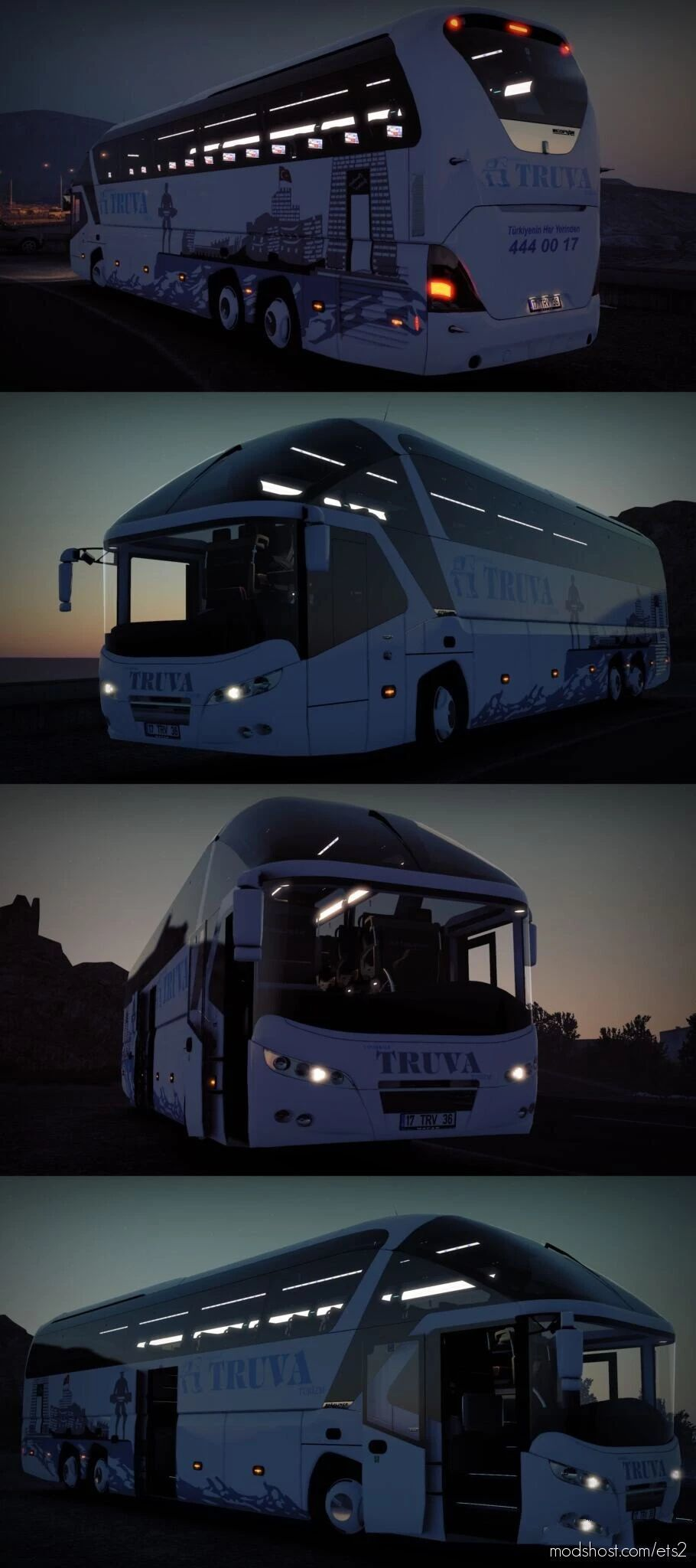 Neoplan Starliner 2 Euro 5 [1.40] for Euro Truck Simulator 2