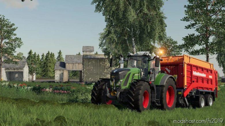 Terre DE France for Farming Simulator 19