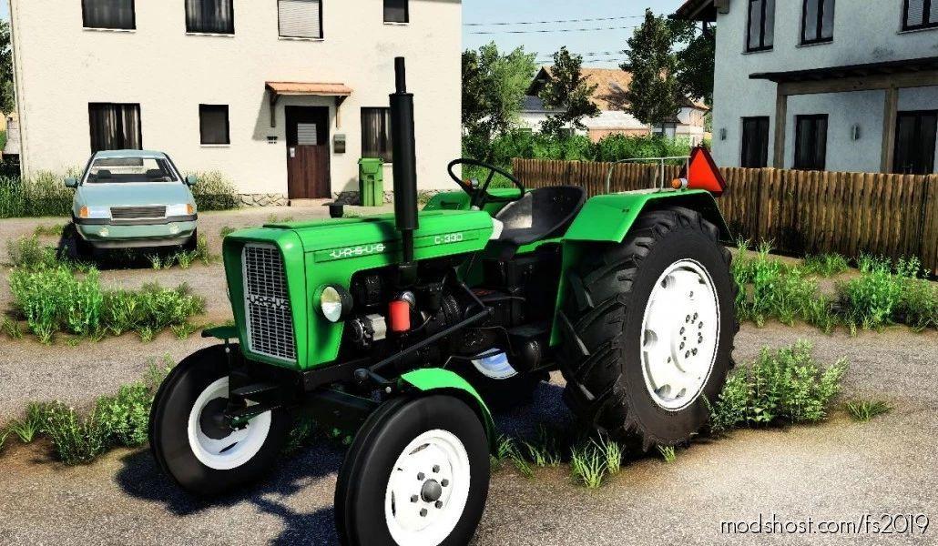 Ursus C-330 for Farming Simulator 19