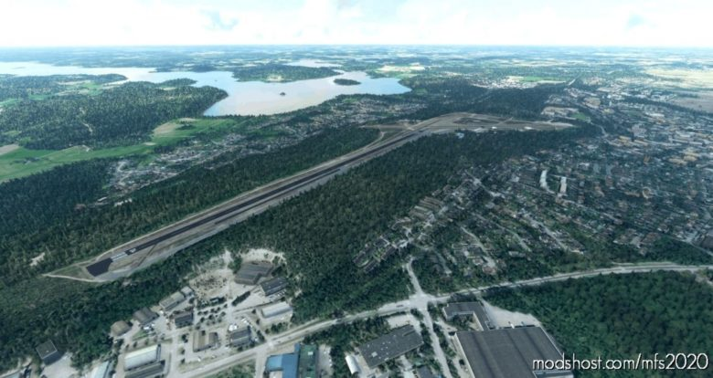 Efnu – Nummela Airport V1.3 for Microsoft Flight Simulator 2020