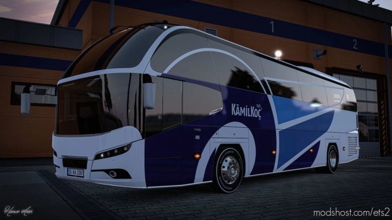 Neoplan Cityliner 2021 [1.40 – 1.41] for Euro Truck Simulator 2