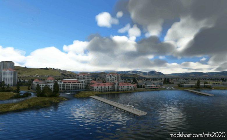 Cylw Dock V1.1 for Microsoft Flight Simulator 2020