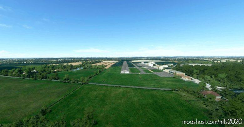 Lfbr – Muret Lherm Airfield – France for Microsoft Flight Simulator 2020