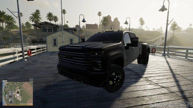 KHG 2020 Chevrolet for Farming Simulator 19
