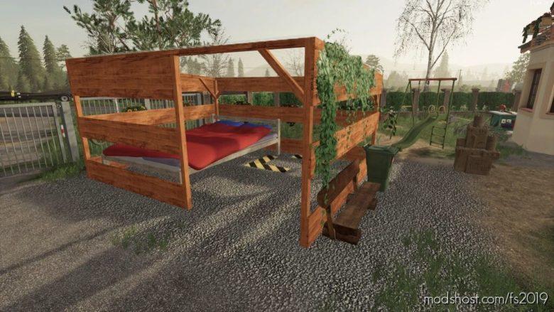 Garden BED for Farming Simulator 19