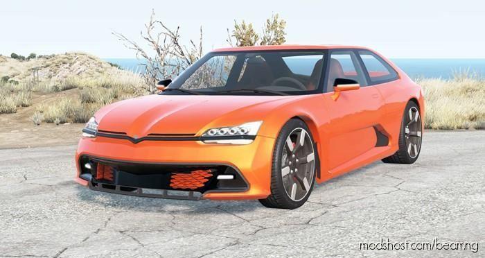 Hirochi Esbr Facelift V2.1 for BeamNG.drive
