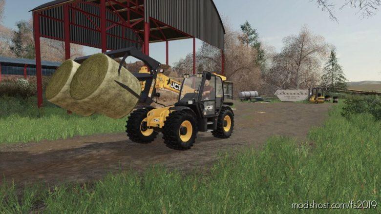 JCB Agri Loadall for Farming Simulator 19