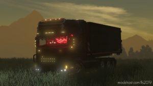 Scania R580 Lilleman Tratten for Farming Simulator 19