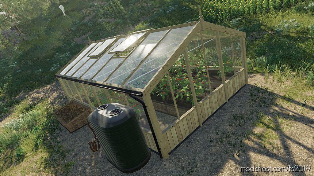 Greenhouses for Farming Simulator 19