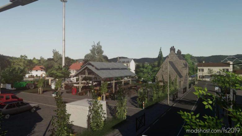 LE Village TP for Farming Simulator 19