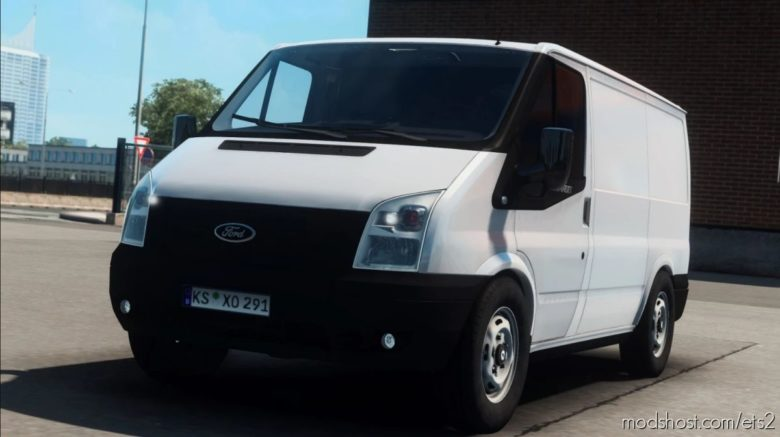 Ford Transit MK7 [1.40 – 1.41] for Euro Truck Simulator 2
