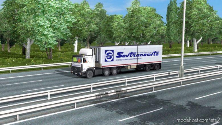 Odaz 9786 [1.40 -1.41] for Euro Truck Simulator 2