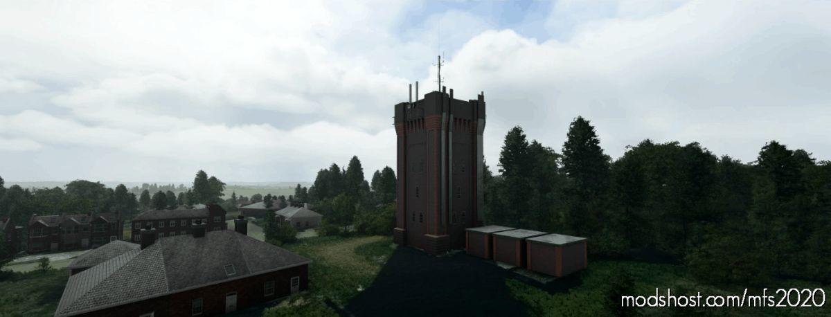 Winshill Water Tower for Microsoft Flight Simulator 2020