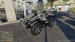 CAN AM Outlander XMR for Farming Simulator 19