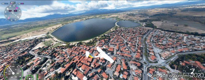 Villeneuve-De-La-Raho for Microsoft Flight Simulator 2020
