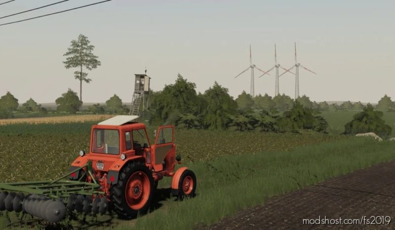 OLD Village for Farming Simulator 19