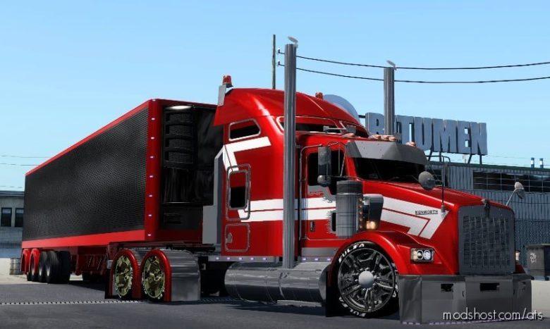 Custom T800 Seducer [1.40] for American Truck Simulator