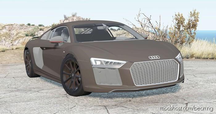 Audi R8 V10 Plus 2017 for BeamNG.drive