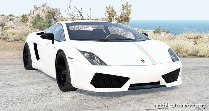Lamborghini Gallardo LP 550-2 Tricolore 2011 for BeamNG.drive