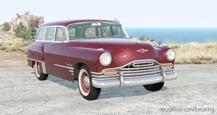 Burnside Special Wagon V1.0242 for BeamNG.drive